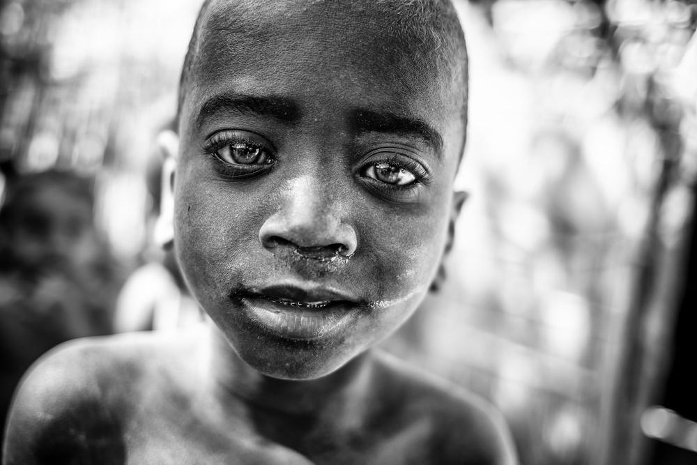 Fotokonst Eyes of Africa