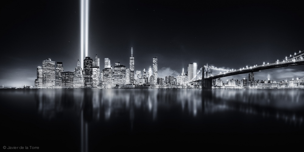 Fotokonst Unforgettable 9-11