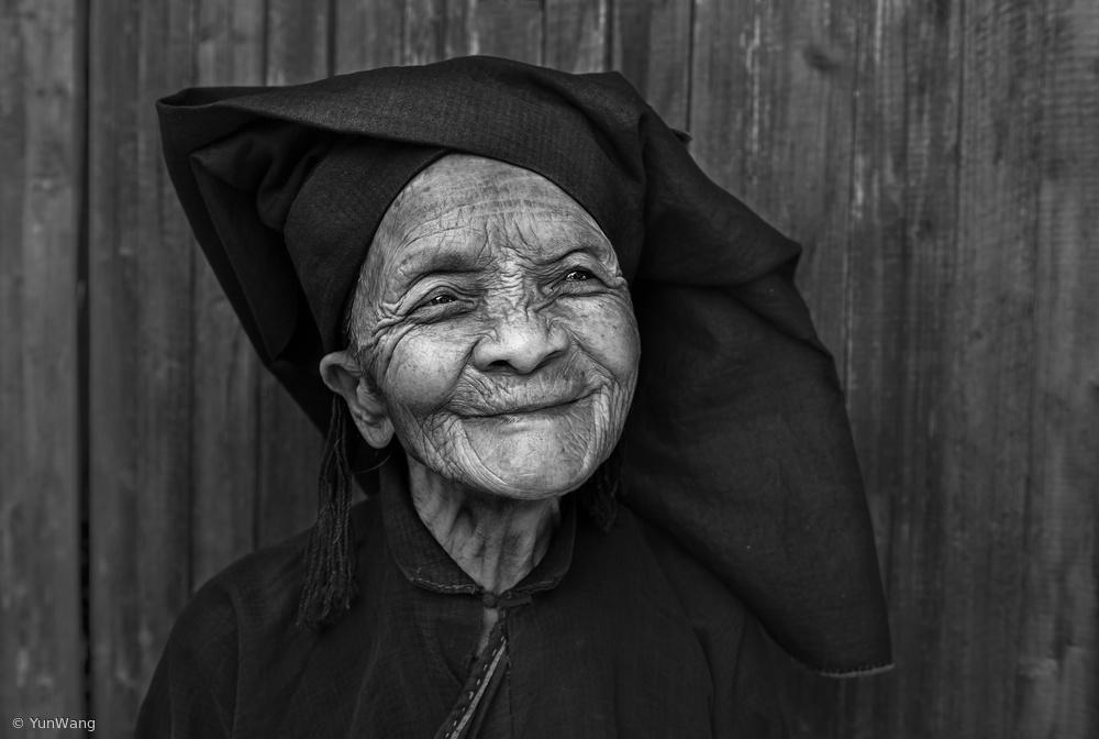 Fotokonst Grandma