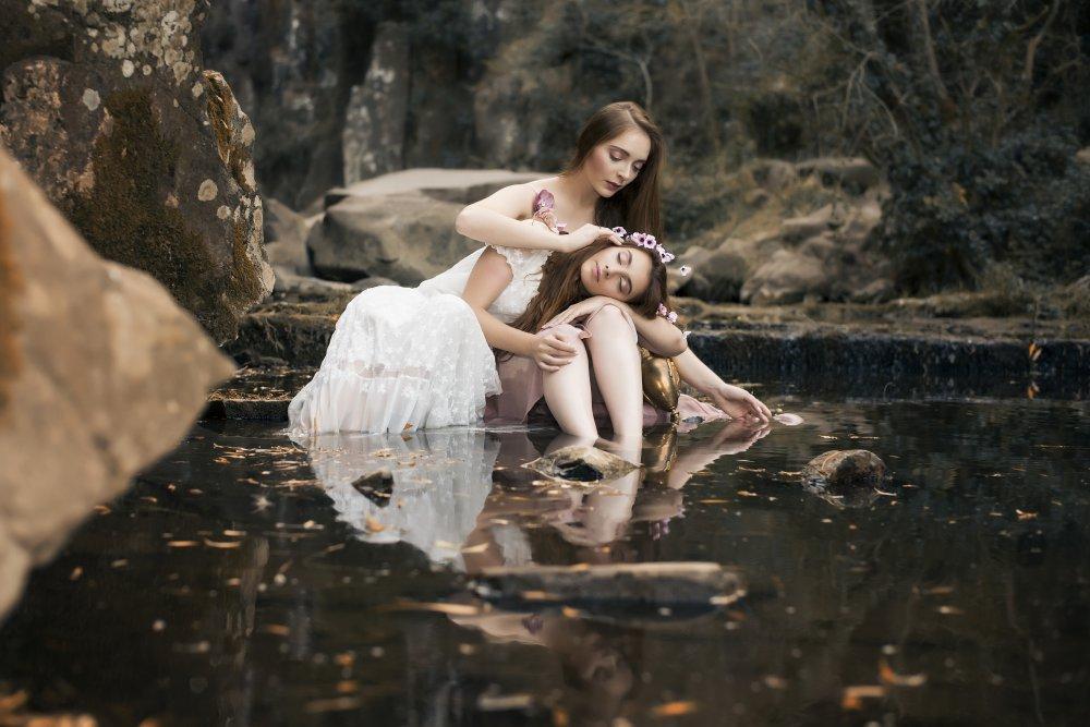Fotokonst Muses
