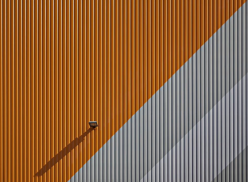 lines,colour and shadow