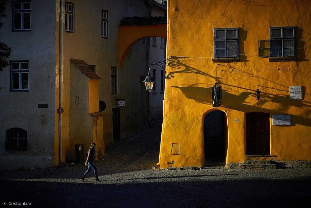 Fotokonst Sighisoara