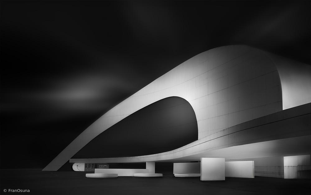 Fotokonst Niemeyer art