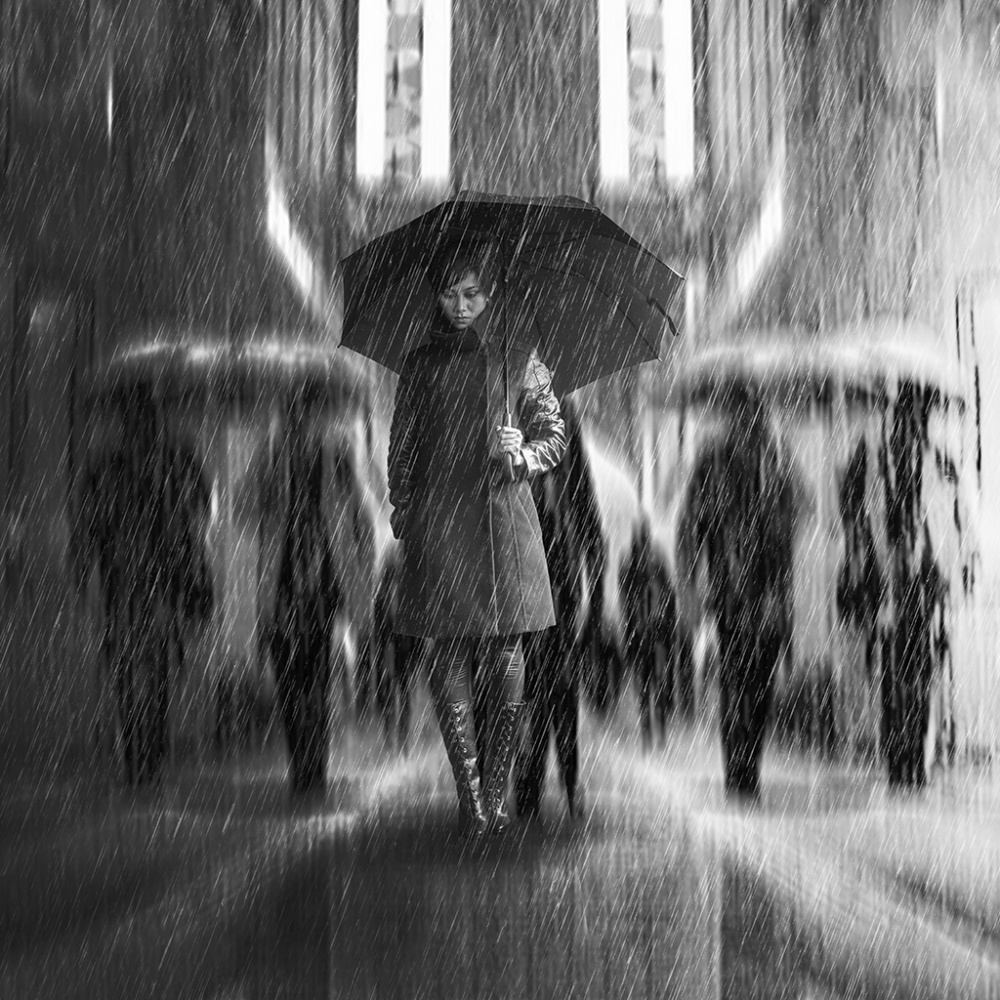 Rain of Sadness