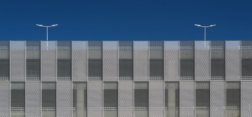 Fotokonst Wall patterns