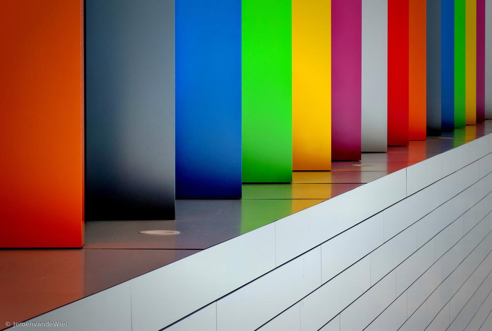 Fotokonst So much colour