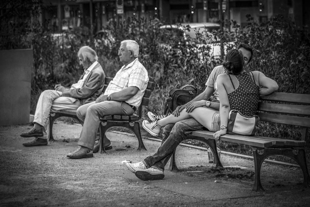 Fotokonst Generations