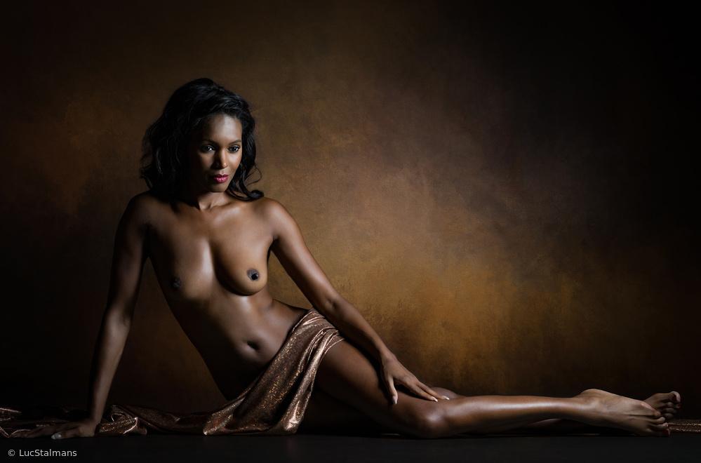 Fotokonst Aphrodite Melaina