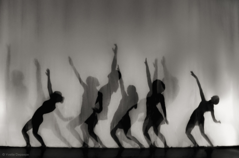 Fotokonst Dance is the language of the soul ...