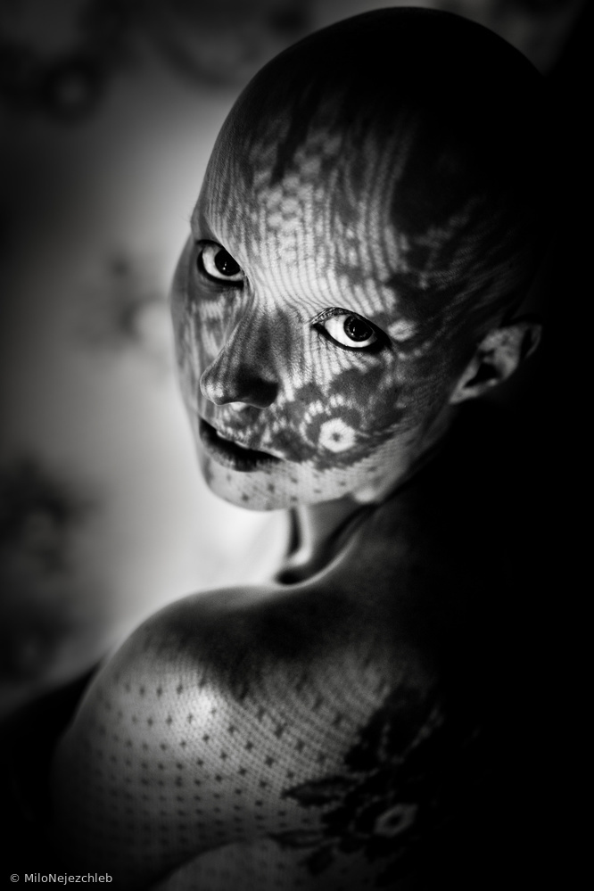 Fotokonst Alopecia