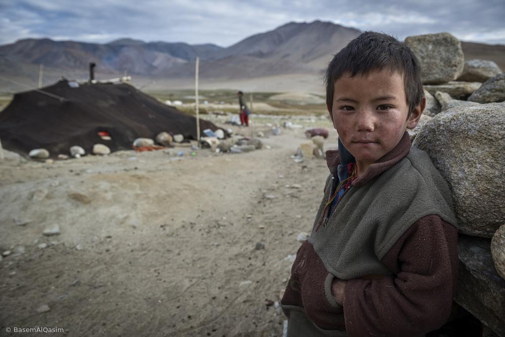 Fotokonst Nomadic Boy