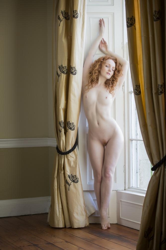 Ivory Drape