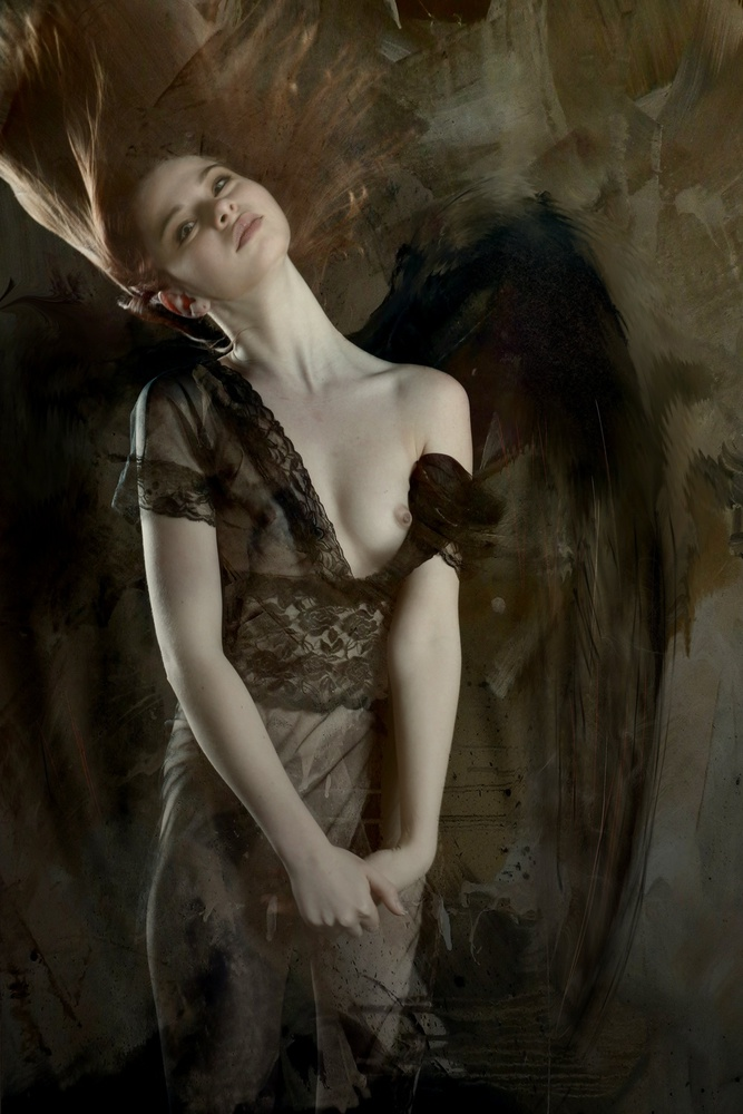 Poster a night angel
