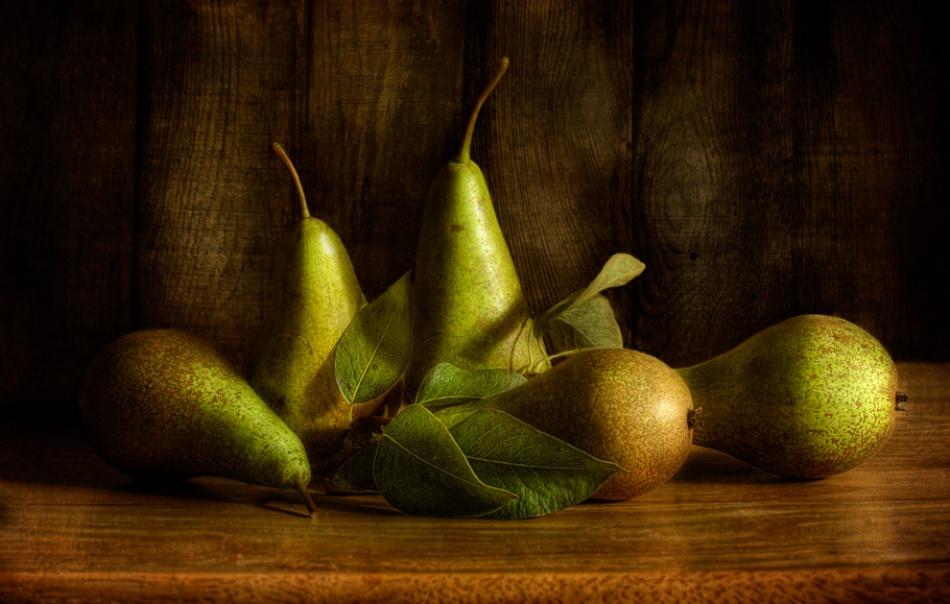 Fotokonst Pears