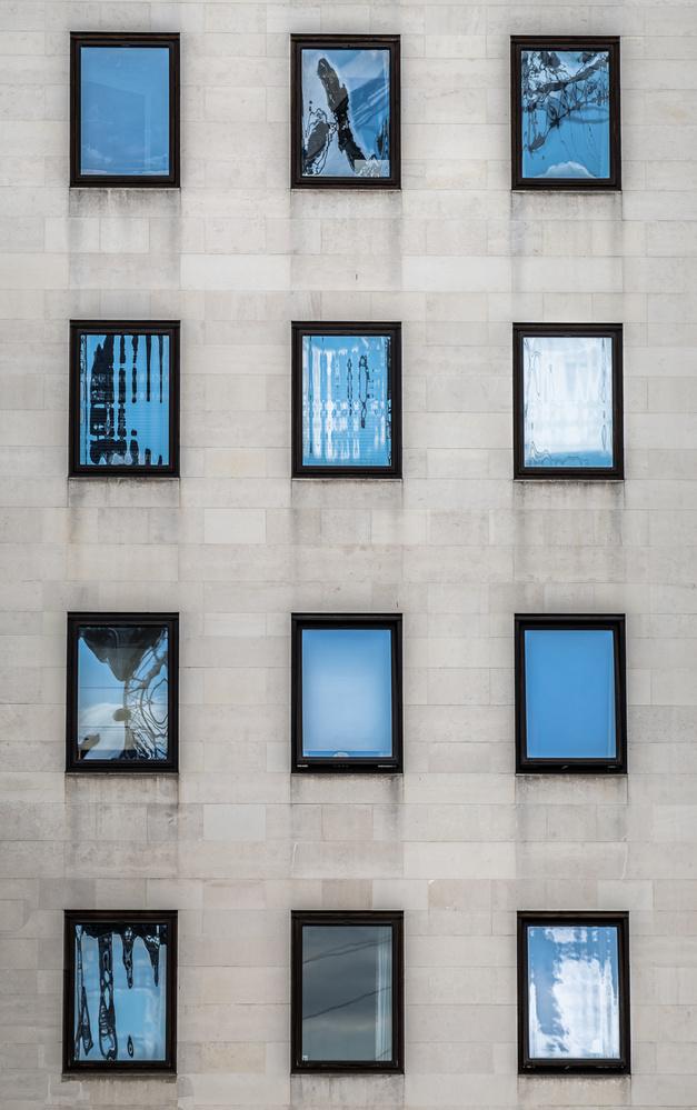 Fotokonst London, reflections
