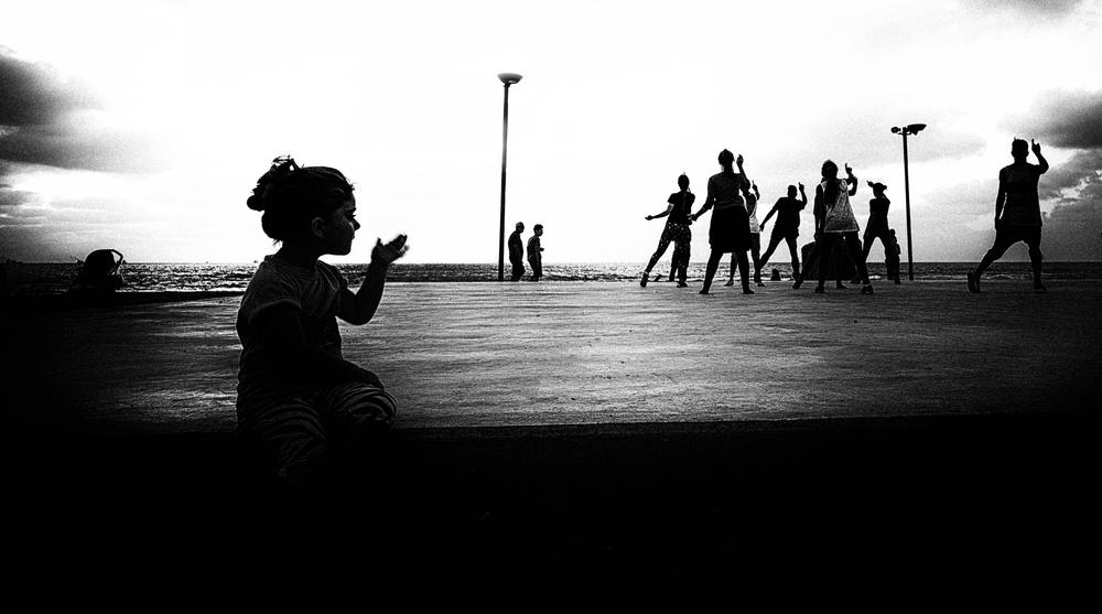 Fotokonst Dances