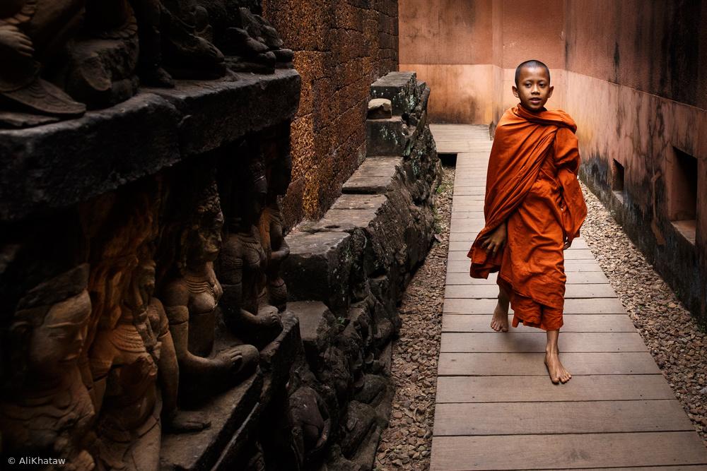 Fotokonst Chosen Path