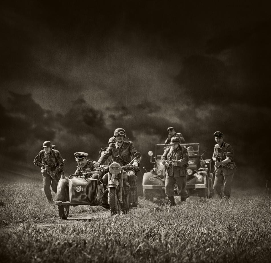 Poster Es ist der Krieg