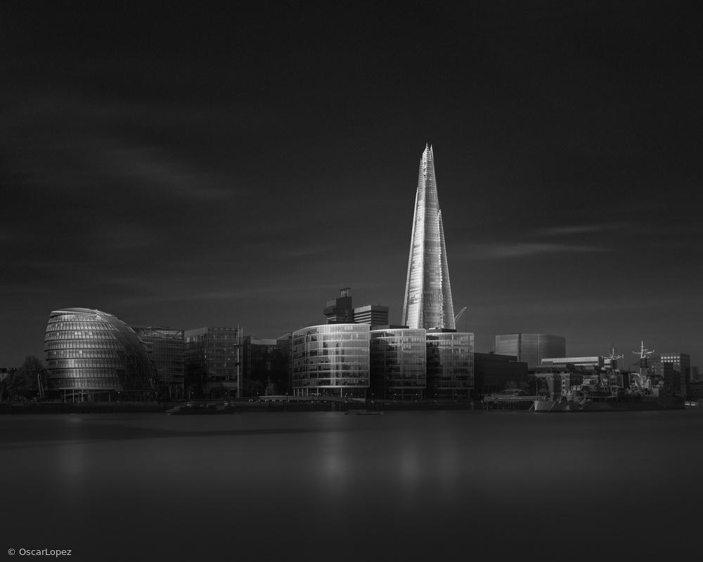 Fotokonst Lucid Dream III - More London, Riverside