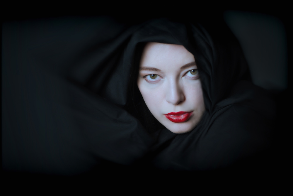 Poster The Hooded Lady 2