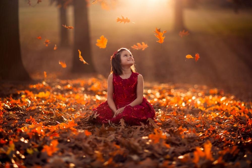 Fotokonst Autumn Magic