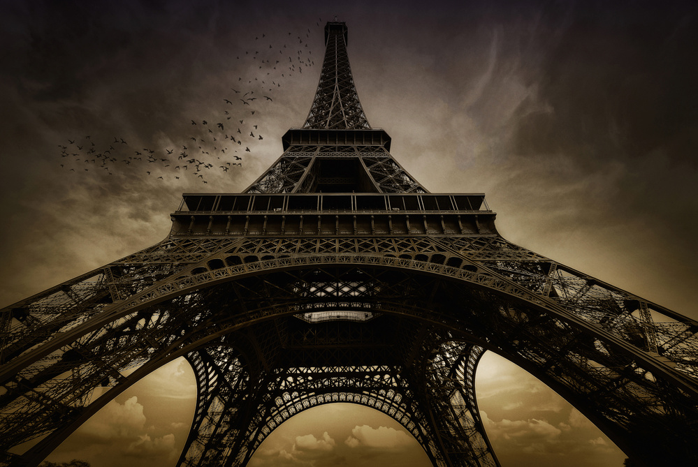 Winners Contest 'Eiffel Tower'