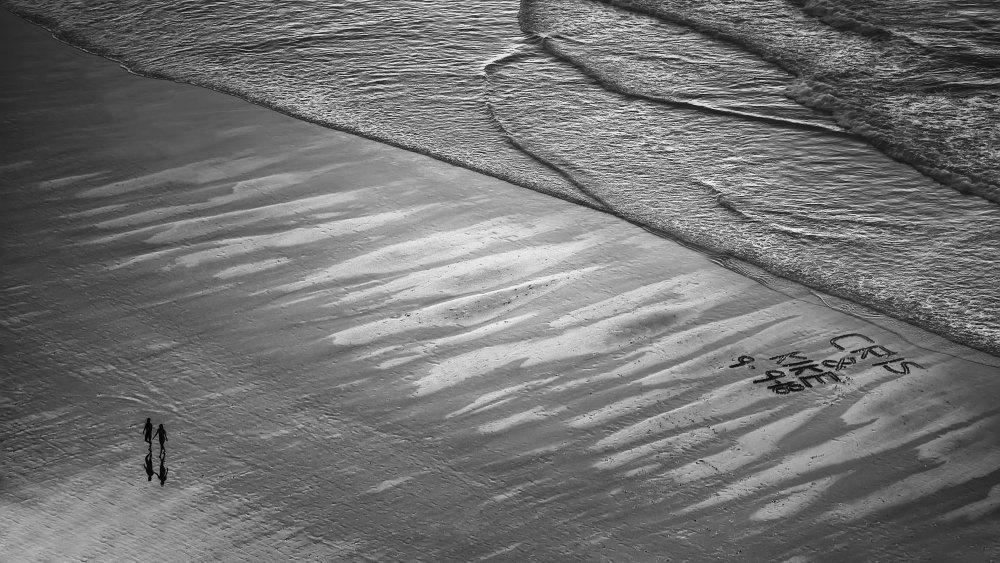 Fotokonst Memories of the sea
