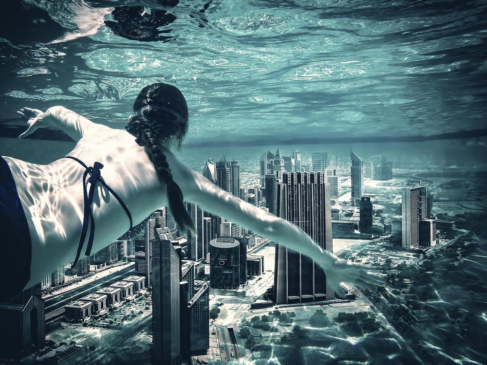 city diver