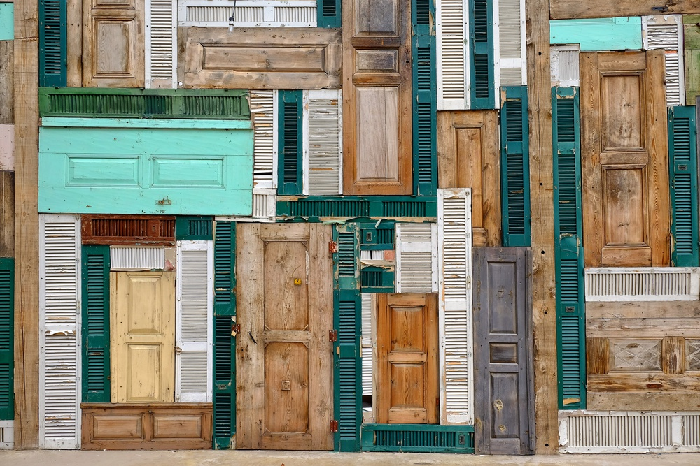 Fotokonst The Doors