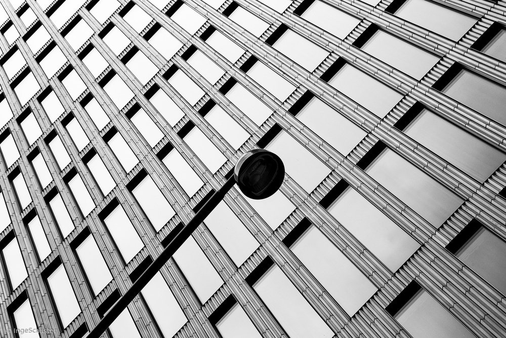Fotokonst Windows and lamp