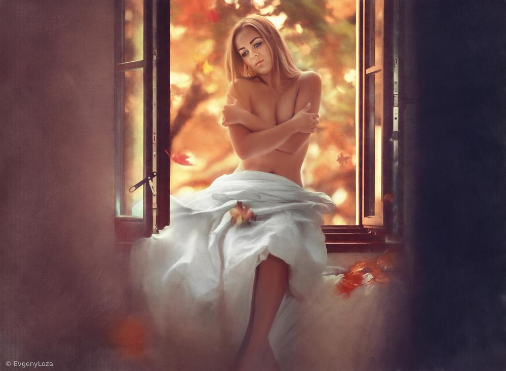 Fotokonst Autumn mood