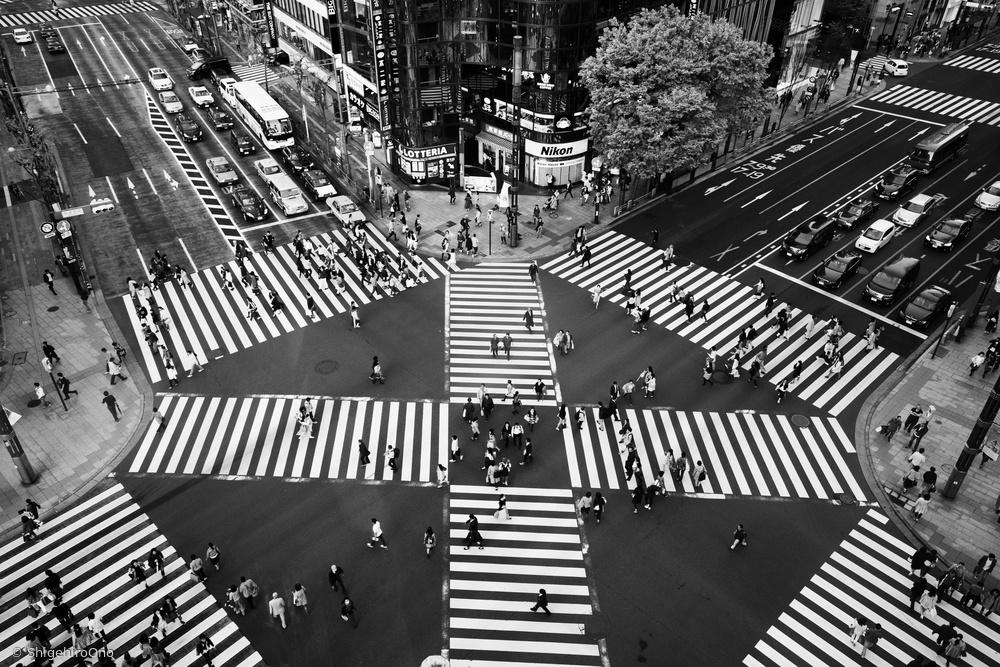 Fotokonst Ginza
