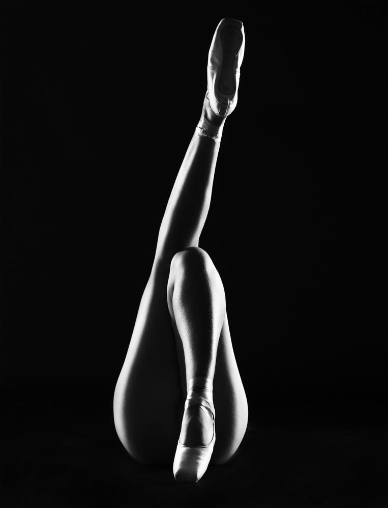 Poster La Ballerina - Orchidée