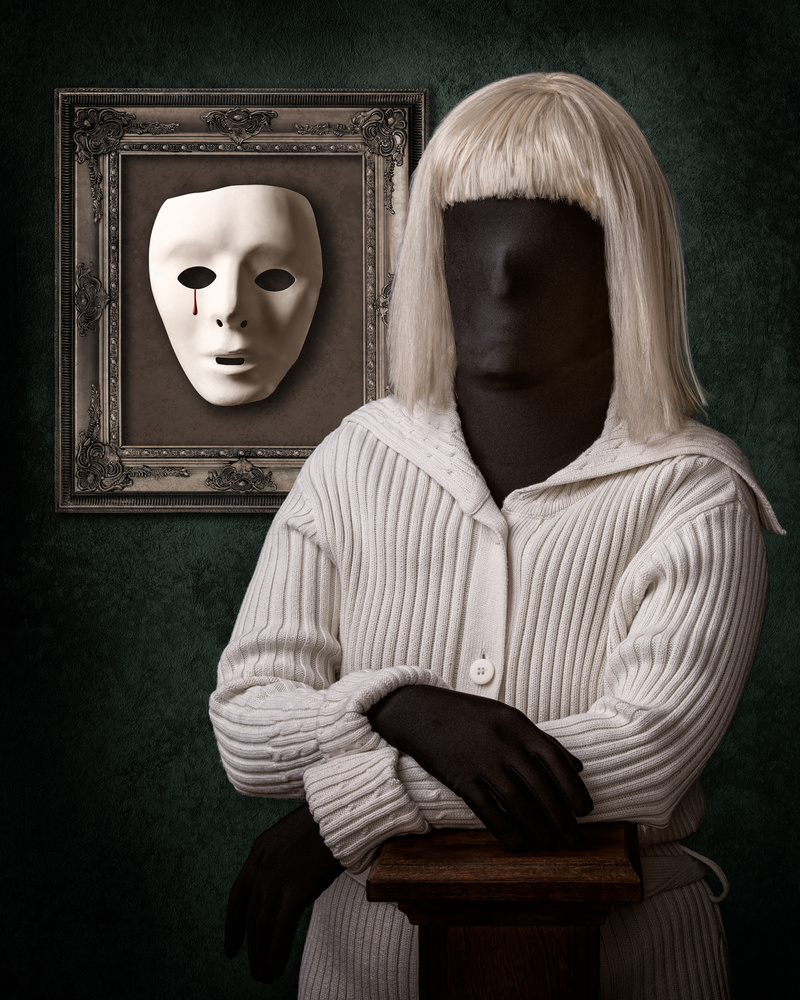 Poster Behind the Mask